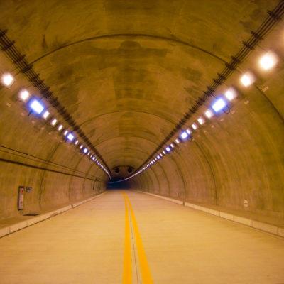 氷見第一トンネル 照明新設 サムネイル